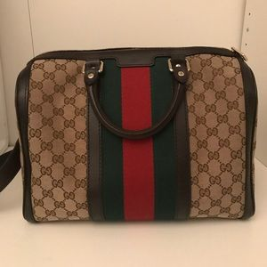 💕AUTHENTIC 💕 Gucci Boston Bag